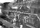 Locomotive utilisée par le C.F.L. (Congo)