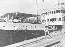 le BARON DHANIS en 1959