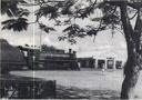 Un aspect de la gare de Kabalo