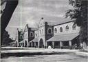 La gare d'Albertville