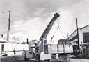 Un aspect du port d'Albertville