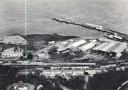 Le port d'Albertville en 1951