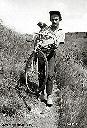 François Dhont en randonnée