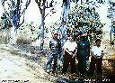 Gendarmes Congolais et Corps des Volontaires coopèrent