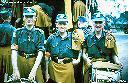 Soldats Irlandais de l'O.N.U. lors de ce qui allait être leur dernière mission