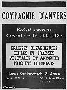 COMPAGNIE D'ANVERS