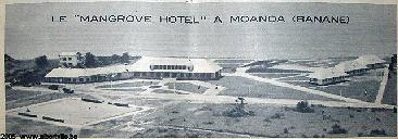 MANGROVE HOTEL A MOANDA (BANANA)