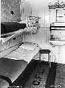 Cabine-couchettes (navigation sur le Lac TANGANYIKA)
