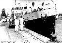 Le BARON DHANIS ayant contribué à l'évacuation vers Kigoma au 2e voyage