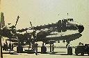 Premier DC 6 ayant effectué la liaison Belgique-Congo