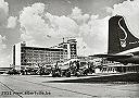 DC-7 C à Bruxelles National