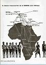 Réseau long-courrier Sabena vers l'Afrique