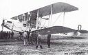 """12-02-1925: le """"Princesse Marie-José"""" et les trois membres de l'équipage sont prêts à partir"""