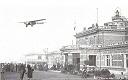 L'arrivée d'un avion demeurait une animation dans les années '30