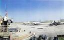L'aéroport de Melsbroek attirait beaucoup de visiteurs et badauds qui pouvaient profiter de cette vue depuis la terrasse de l'aéroport